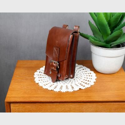 Saszetka biodrowa męska - belt bag V1