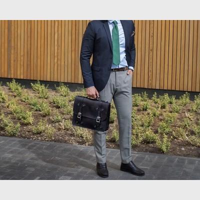 Torba biznesowa, aktówka - Business bag, Briefcase V2